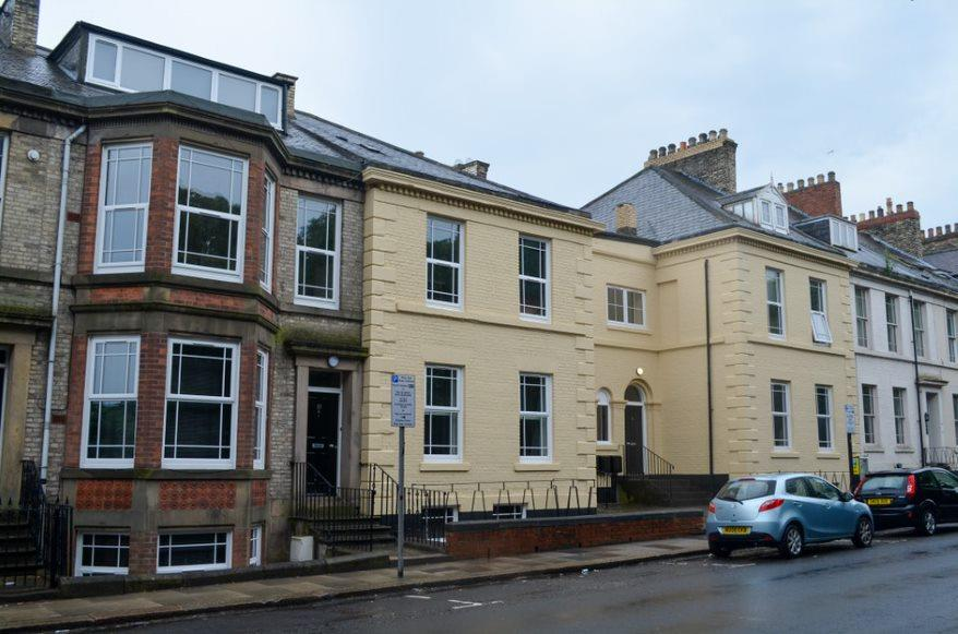 North Terrace Newcastle Upon Tyne, 25 Bedrooms  Block of flats ,Sold (STC)